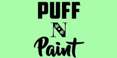 Puff N Paint Detroit Friday Paint Night
