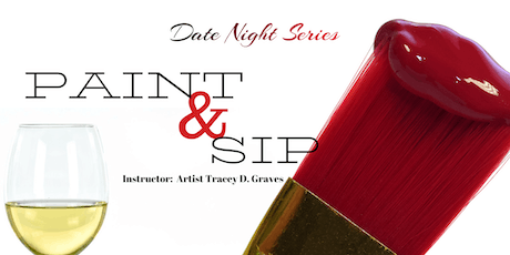 Date Night Series: Couples Paint and Sip tickets