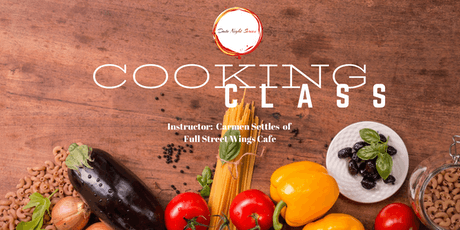 Date Night Series: Couples Cooking Class tickets