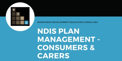 Consumers & Carers: NDIS Plan Management - Wollongong