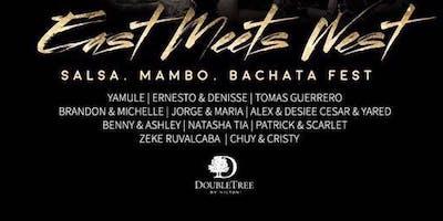 East Meets West 2019 Mambo Salsa Bachata