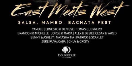East Meets West 2019 Mambo Salsa Bachata tickets