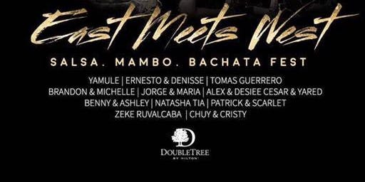 East Meets West 2019 Mambo Salsa Bachata
