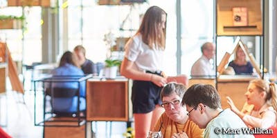 Voorjaarsbrunch in het ARhus Café