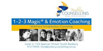 1-2-3 Magic and Emotion Coaching