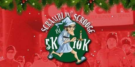 Scramblin' Scrooge 1M/5K/10K & Youth Fun Run 2019 tickets