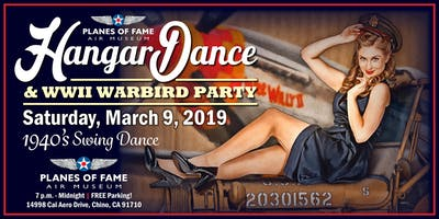 5th Annual Hangar Dance and WWII Warbird Party