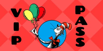Seuss Celebration VIP