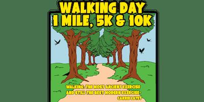 2019 Walking Day 1 Mile, 5K & 10K - Evansville