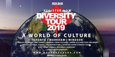 DIVERSITY TOUR 2019: A World Of Culture