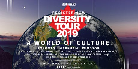 DIVERSITY TOUR 2019: A World Of Culture tickets