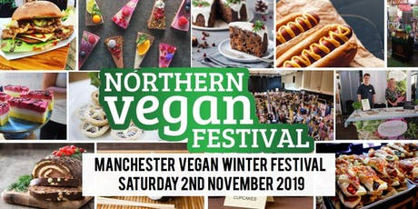 Manchester Vegan Winter Festival tickets