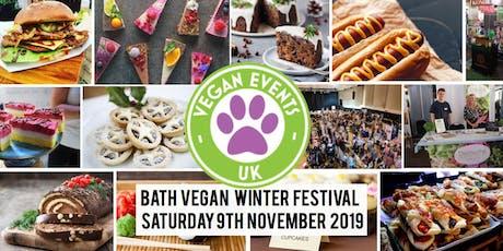 Bath Vegan Winter Festival tickets