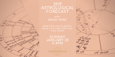 Astrological Forecast for 2019