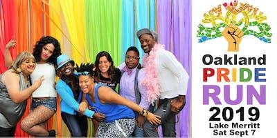 The Oakland Pride Run + Wellness Expo