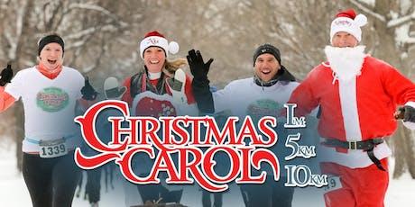 Christmas Carol Classic 5K/10K/1M 2019 tickets