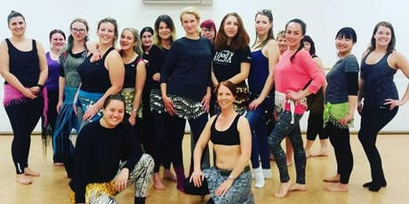 Belly Dance Fundamentals - Wed Evening tickets