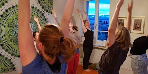 Hatha Yoga & Pranayama in Lochau/Bregenz