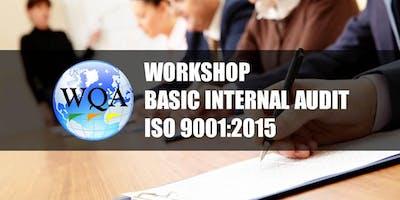 Workshop Basic Internal Audit ISO 9001