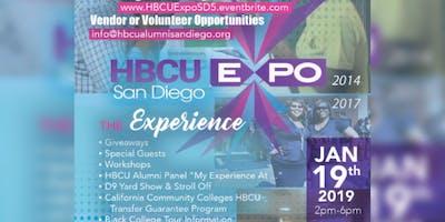 HBCU Expo San Diego (5th Anniversary)