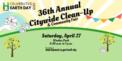 36th Annual Citywide Clean-up & Community Fair