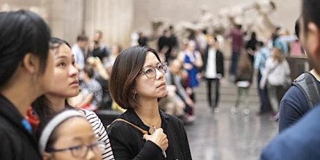 藝起逛大英博物館(British Museum) 千年寶藏大探索!-中文導覽 tickets