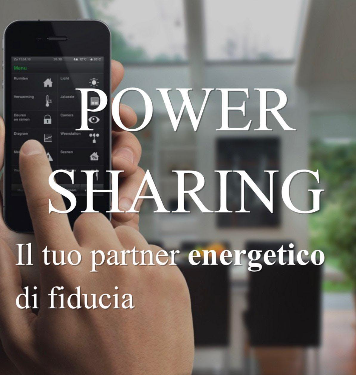POWER SHARING. Programma di condivisione ed e