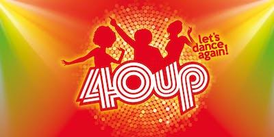 40UP in Apeldoorn (Gelderland) 30-11-2019