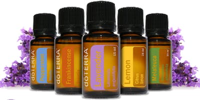 A Beginner's Guide to Essential Oils - FREE DoTerra Workshop. Peterborugh, UK