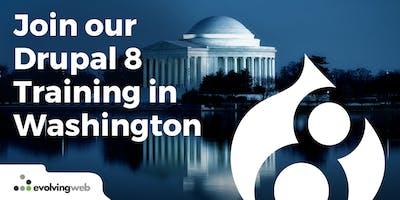 5-Day Drupal 8 Training in Washington, DC