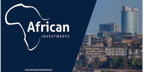 2019 West Africa Investor Trips tickets