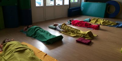 Méditation guidée (Yoga-Nidra)