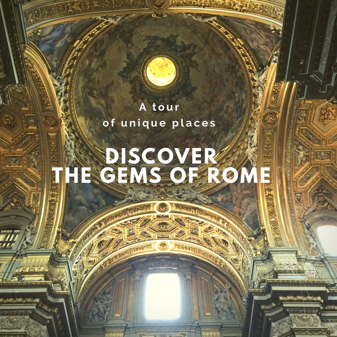 Discover The Gems of Rome - Tour
