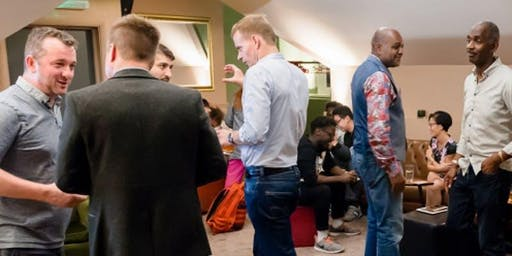 Monthly GreenwichB2B Link 'n Drink business networking