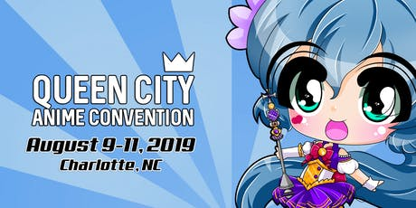 Queen City Anime Convention 2019 tickets