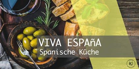 Viva España - Spanische Küche Tickets