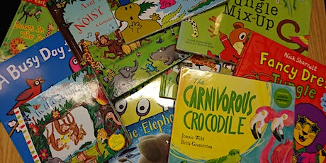 Pre-school Storytime-Playtime! (Chorley) tickets