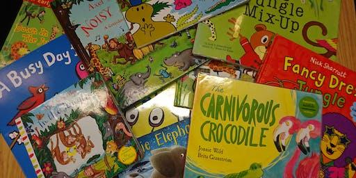 Pre-school Storytime-Playtime! (Chorley)
