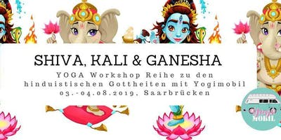 Shiva, Kali & Ganesha ~ Bhakti-Workshop-Weekend