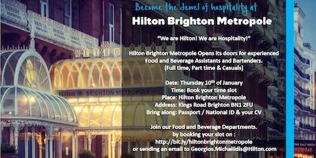 HILTON HOTELS Events | Eventbrite
