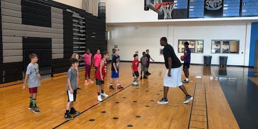 Shawan Robinson Basketball School 2019 (COED 2)