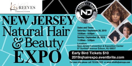 2019 New Jersey Natural Hair and Beauty Expo (3rd Annual) tickets