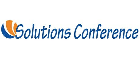 Solutions Conference - 2019 tickets
