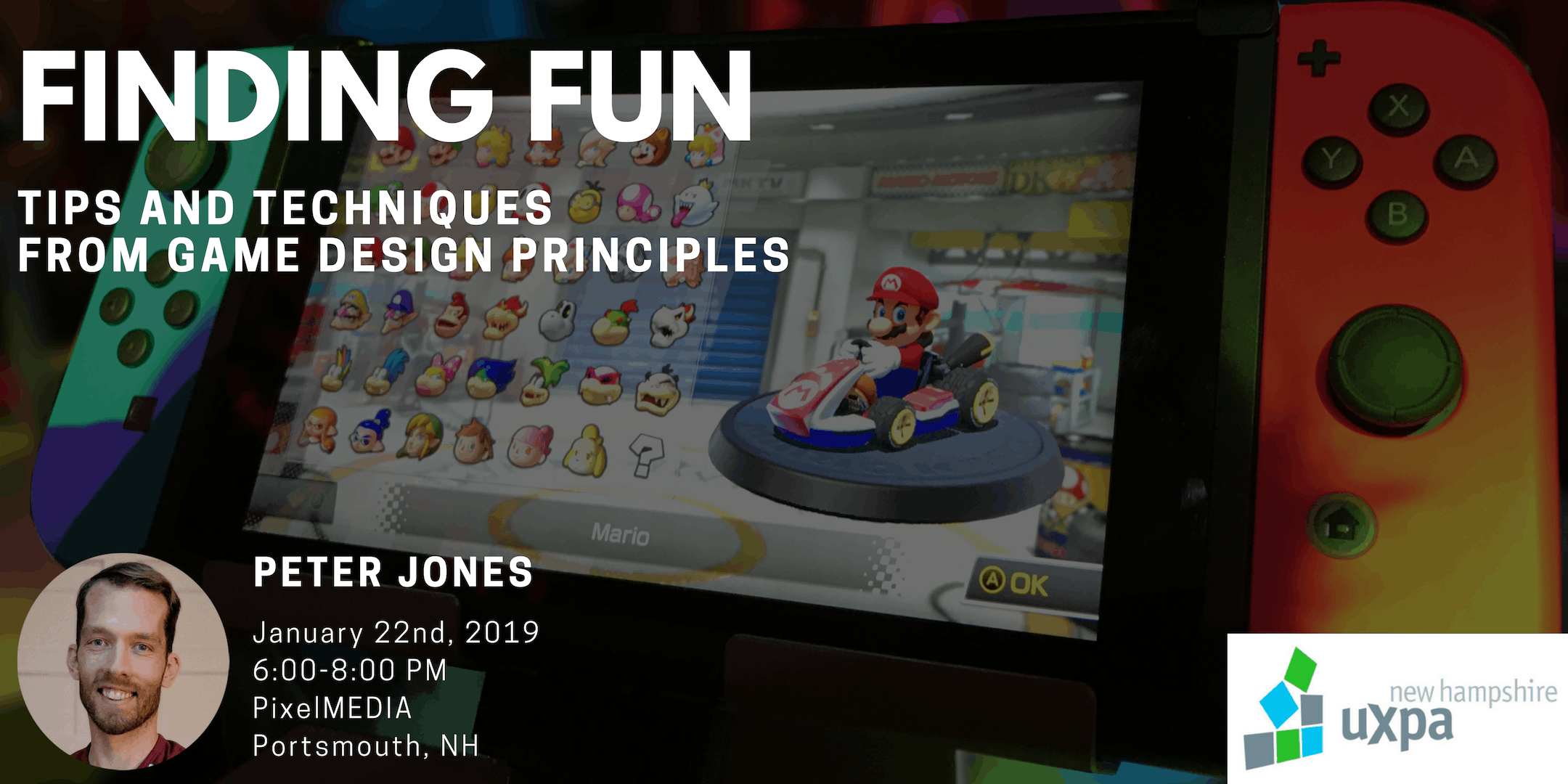 Finding Fun: Tips and Techniques from Game Design Principles