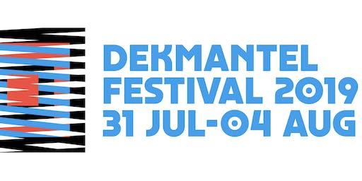 Dekmantel Festival 2019