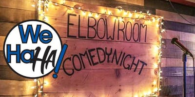 WeHaHA Comedy Night Jan. 19