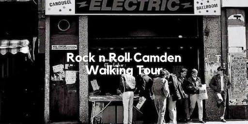 Rock n Roll Camden Walking Tour 2019