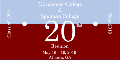 Spelhouse Class of 99 Reunion - 20th Reunion Registration Ticket