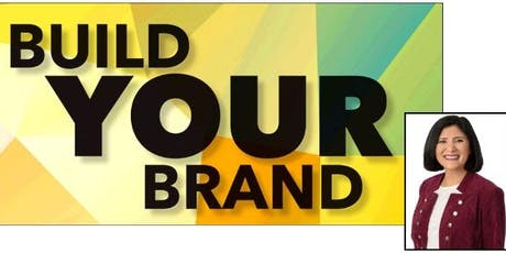 Build Your Brand: Boost Your Personal and Professional Lives tickets