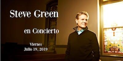 Steve Green en Concierto-Preventa